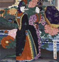Fascinación por el arte del Sol Naciente. El encuentro del Japón y Occidente en la Era Meiji - Exposiciones en Museo de Zaragoza, Zaragoza - RedAragon.com