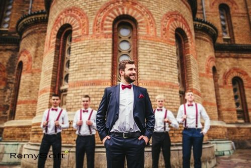 Grooms generally don't think a lot about their hairstyle for their wedding day, but that doesn't mean it's not important. Pictures will last forever, so every groom needs to make sure they have an attractive hairstyle. Read our blog for some of the hottest hairstyles for grooms this year.