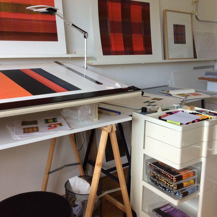 My home studio.