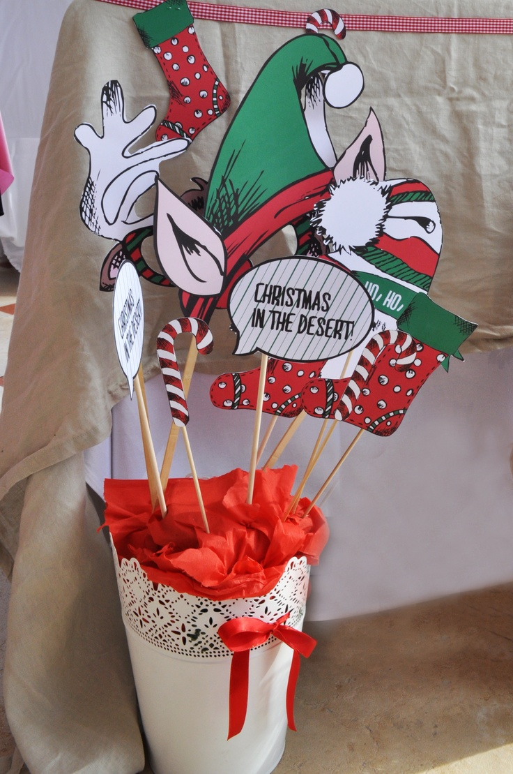 Christmas Booth Ideas 64 Best Client Christmas Party Ideas Images On Pinterest