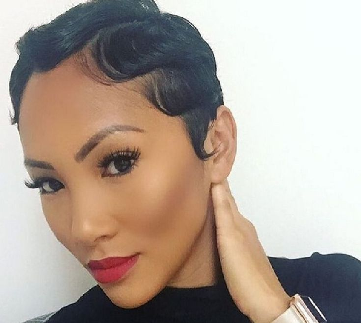 Flat Iron Hairstyles for Black Short Hair 2019 / 2020 ...