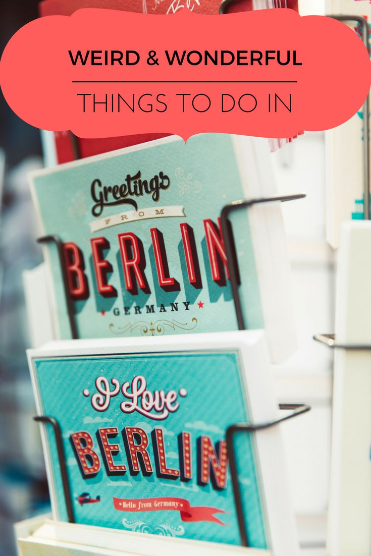 11 things to do in Berlin, Germany - including food, museums, grafitti, nightlife & more! Make the most of your city break.  Click here to find out!
