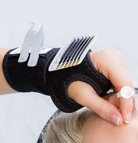 LashWrap for eyelash extensions. The hottest product on the market for eyelash extensions!!!
