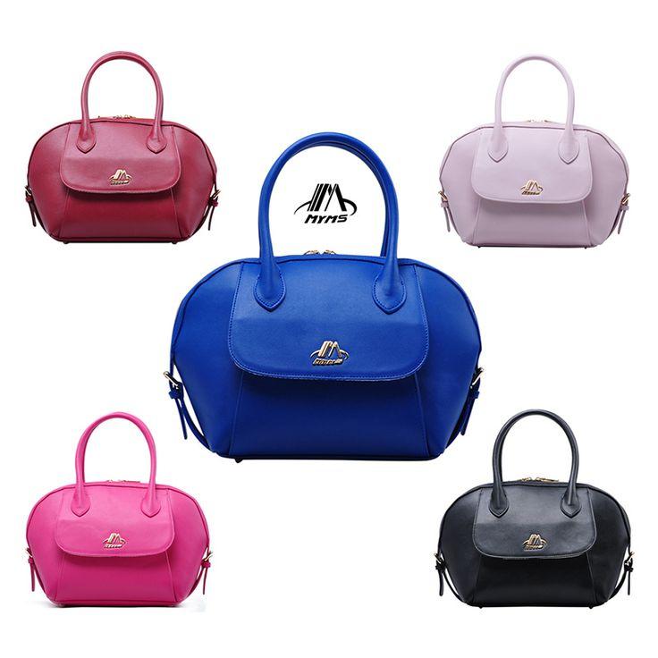 MYMS Genuine Leather Shoulder Shell Bags For Women Handbags Fashion Big Shelles Classic Bag Enjoy Life Enjoy Tidy