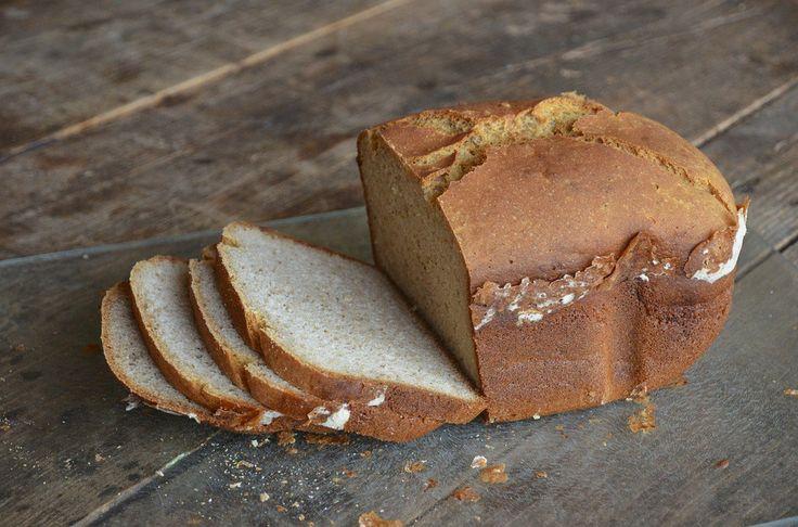 Przepis na domowy chleb bezglutenowy