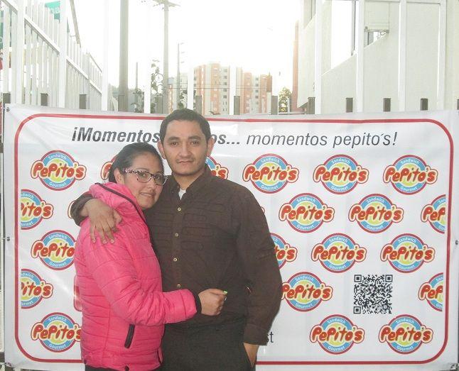 Maria Consuelo y Leonardo!!! Pep Amigos!!!