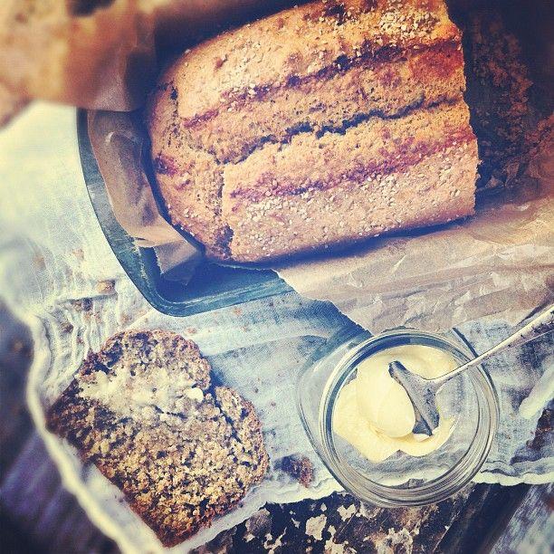 Irish Brown Bread   Farmette