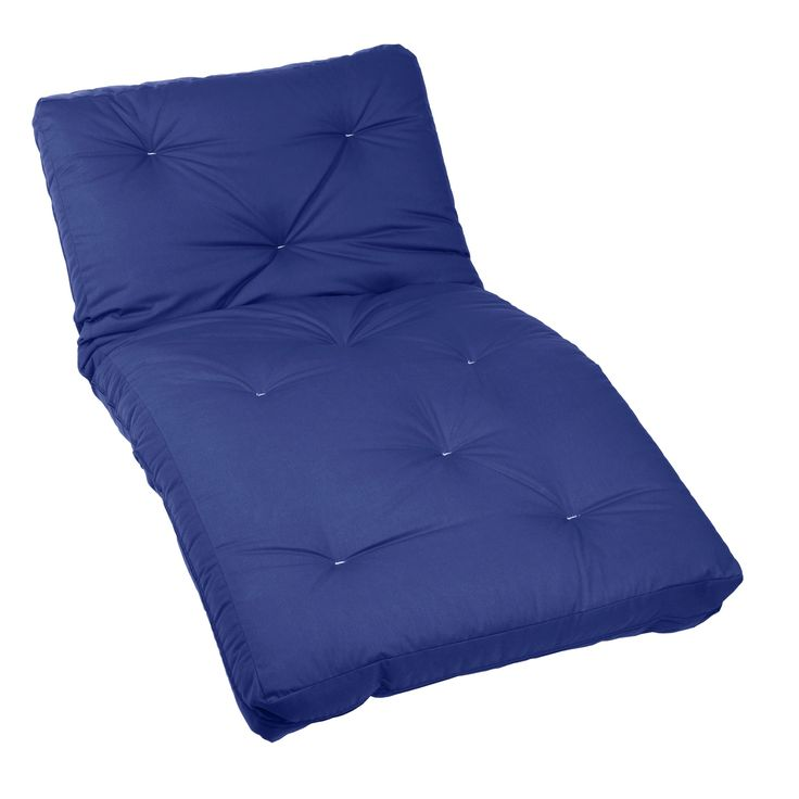 Medium image of twin size blue futon mattress