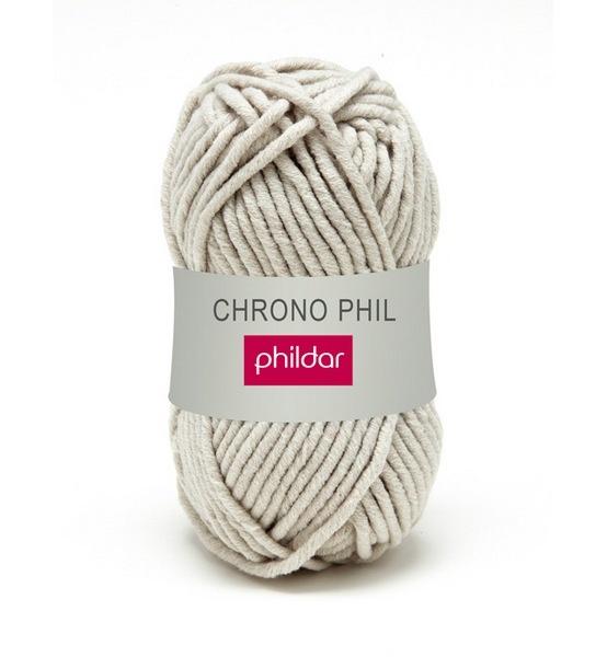 Phildar Chrono phil, een dikke katoen DIY