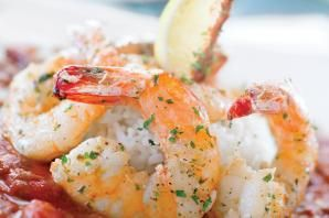 Have you tried this recipe for Oak Alley's Shrimp Creole? Get more Louisiana Recipes here!