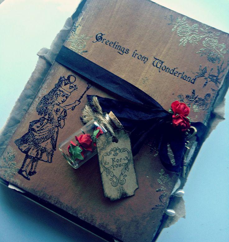 Alice In Wonderland Wedding Invitations