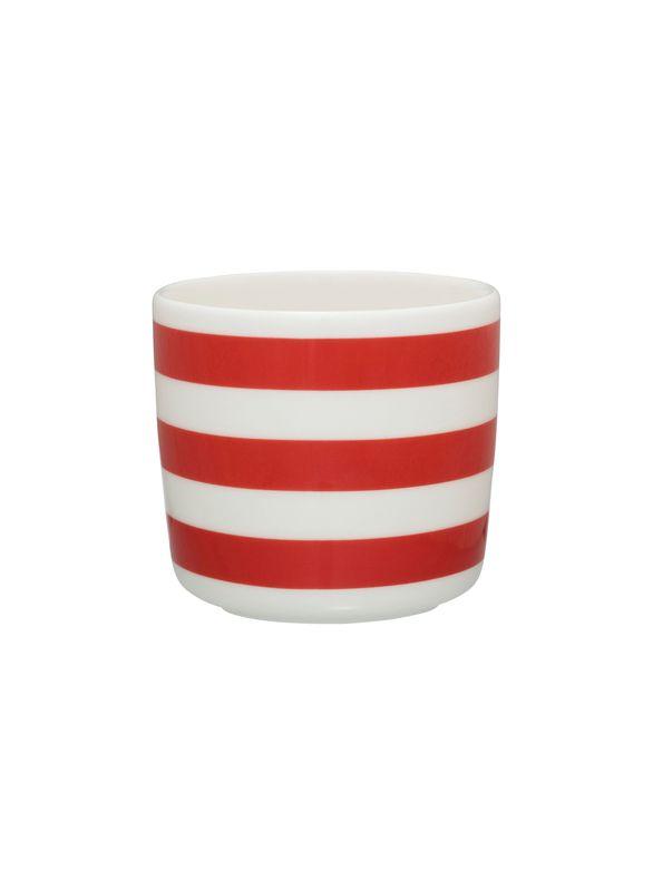Marimekko Oiva Tasaraita coffee cup