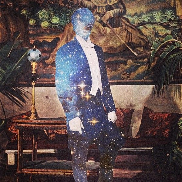 Universe is a gentleman  The impossible Universe by tind ., via Behance