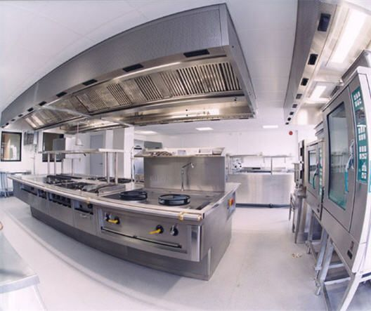 Our Commercial Kitchen Specialist Has Provided Many Contemporary And Marketing Standard Level Of Kitchen System And