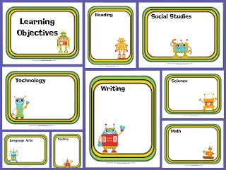 New Learning Objective Themes