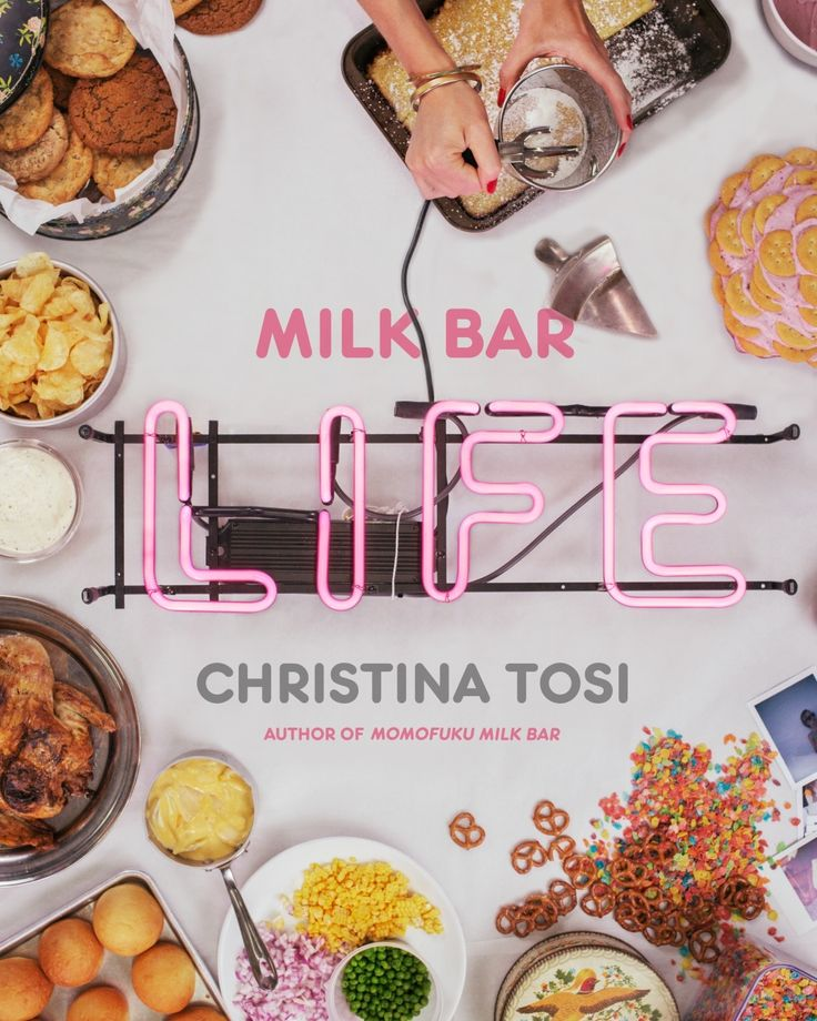 ELLE.com caught up with Milk Bar's Christina Tosi about her new book, finding success in a male-dominated industry, and working with the infamous Gordon Ramsay on MasterChef.