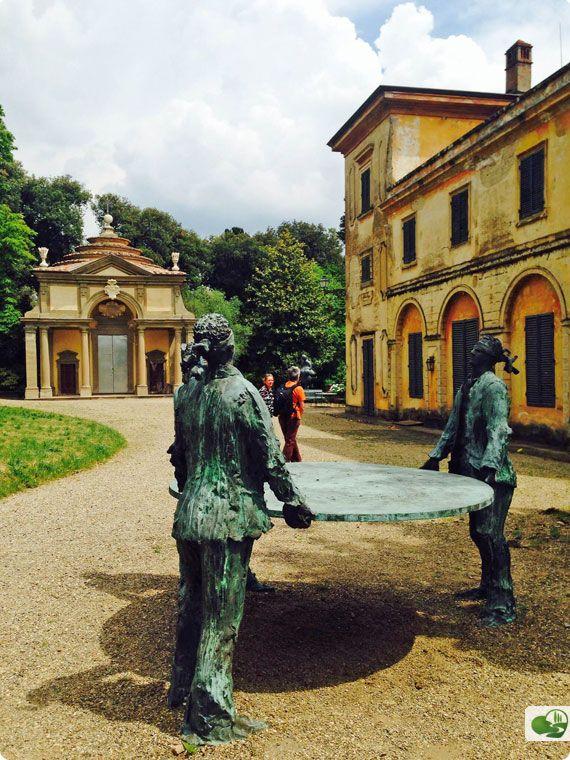 The Gori Art Collection at Fattoria Celle: A Magical Trip into Outdoor Art