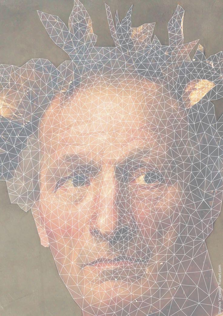 Julius Caesar_Closed_wired_Yianart.com