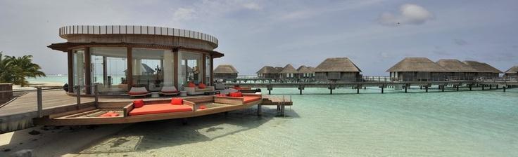 De Luxe Zone in Club Med Kani - Malediven