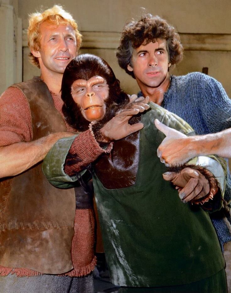 Planet of the Apes TV Series loved this show .