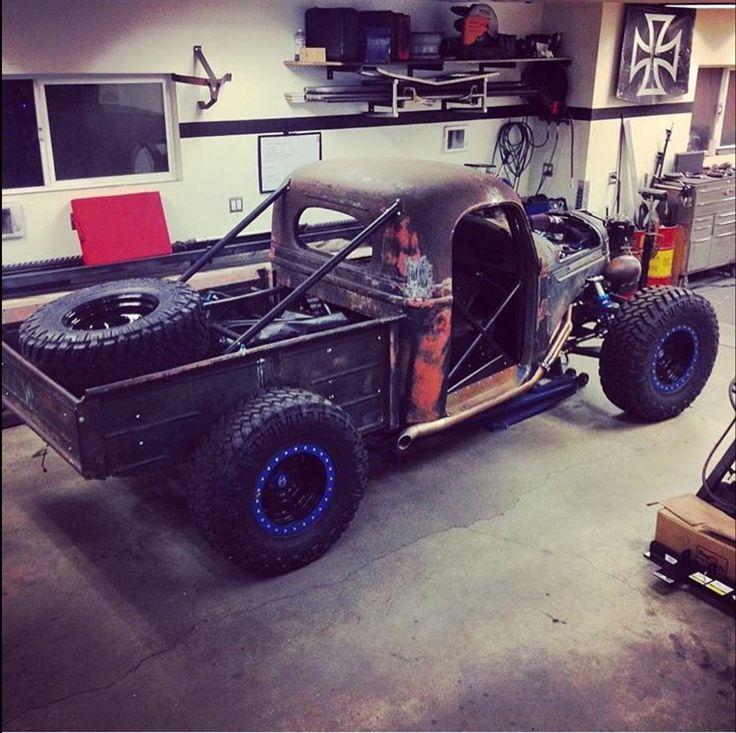 137 Best Images About Rat Rod On Pinterest