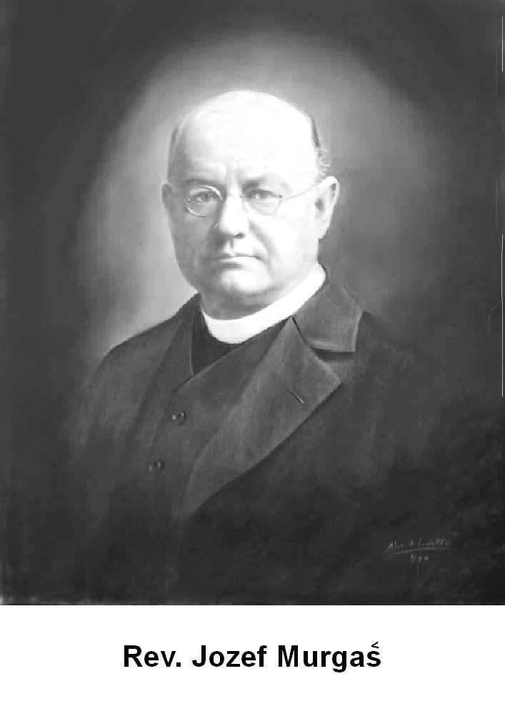 Jozef Murgaš - katolícky kňaz, maliar, slovenský vynálezca, priekopník bezdrôtovej telekomunikácie. Pravdepodobne ako prvý na svete uskutočnil rádiový prenos hovoreného slova. Svojimi patentmi si získal uznanie celého sveta.