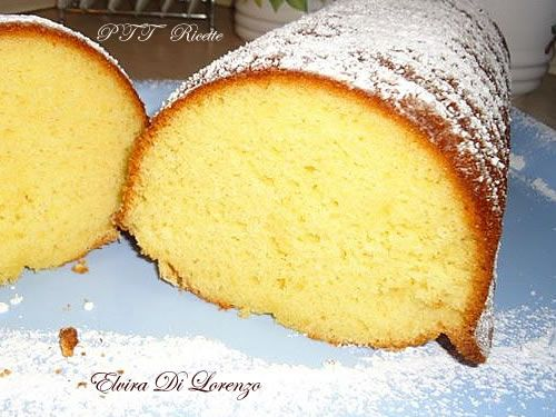 Plumcake soffice con succo d'arancia   Ricetta