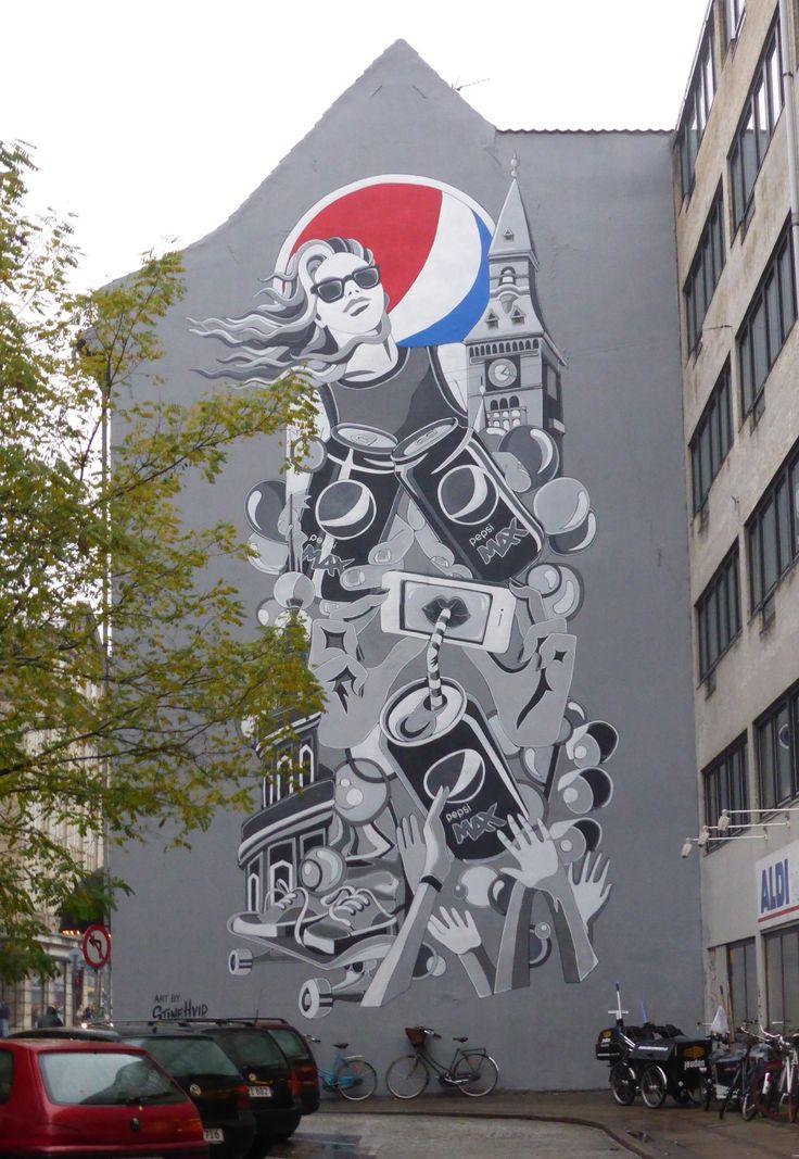 Turbo 102 best Street Art images on Pinterest | Street art, Murals and  QE35