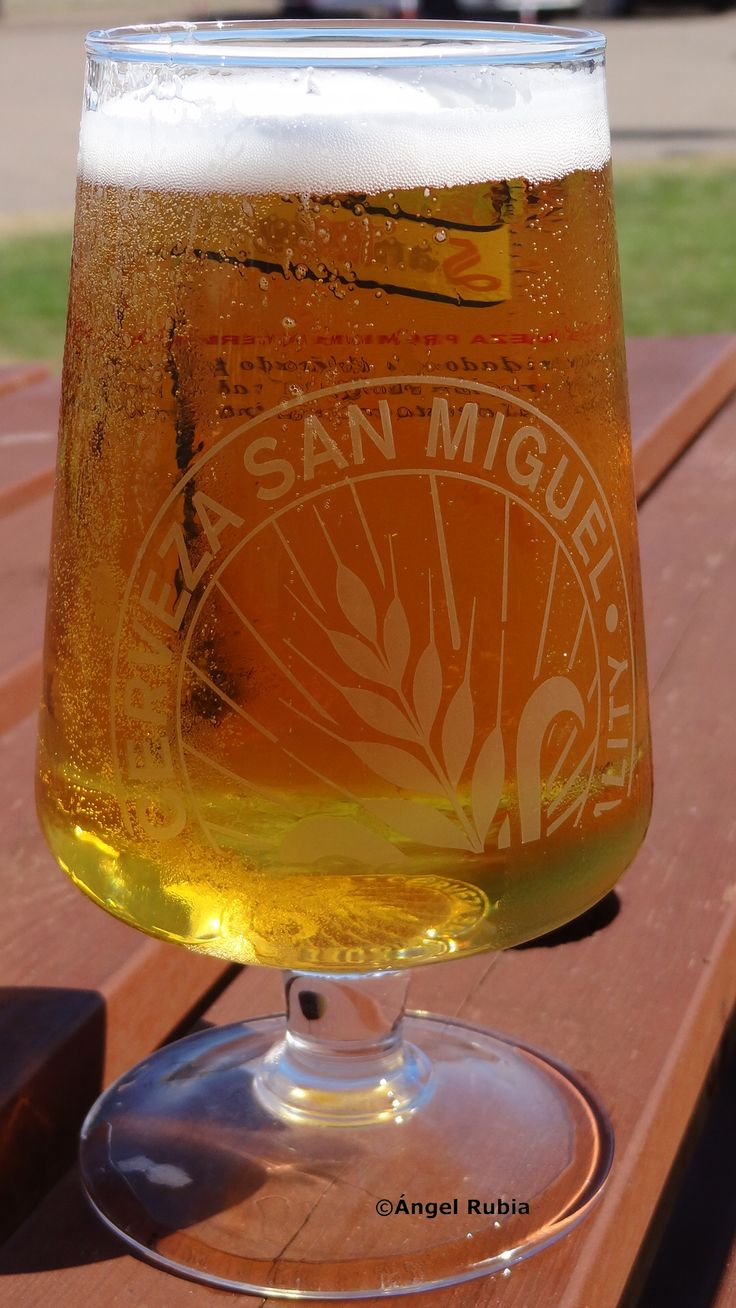 San Miguel is one of the leading brands in the Spanish beer market.