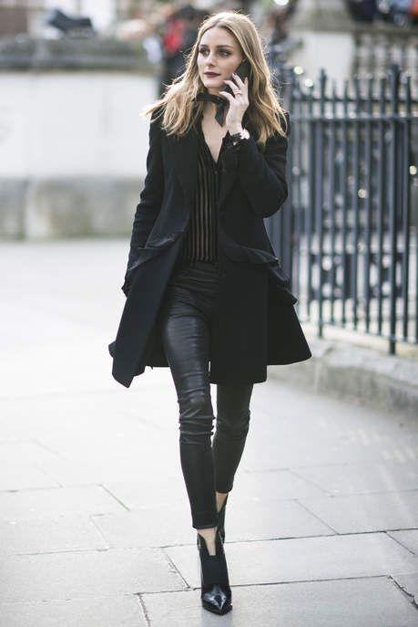 La veste à volants d'Olivia Palermo