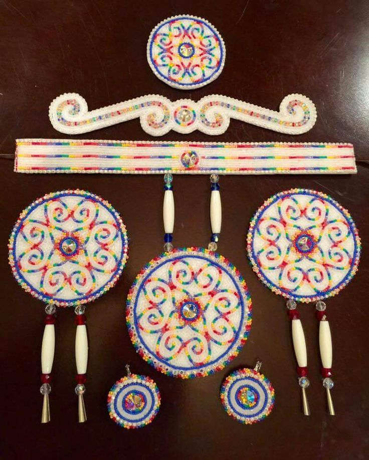 Choctaw Beads: Pin By Cindy Petroff On Native American Beadwork