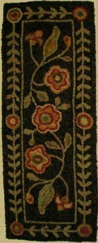 rug hooking ...~♥~