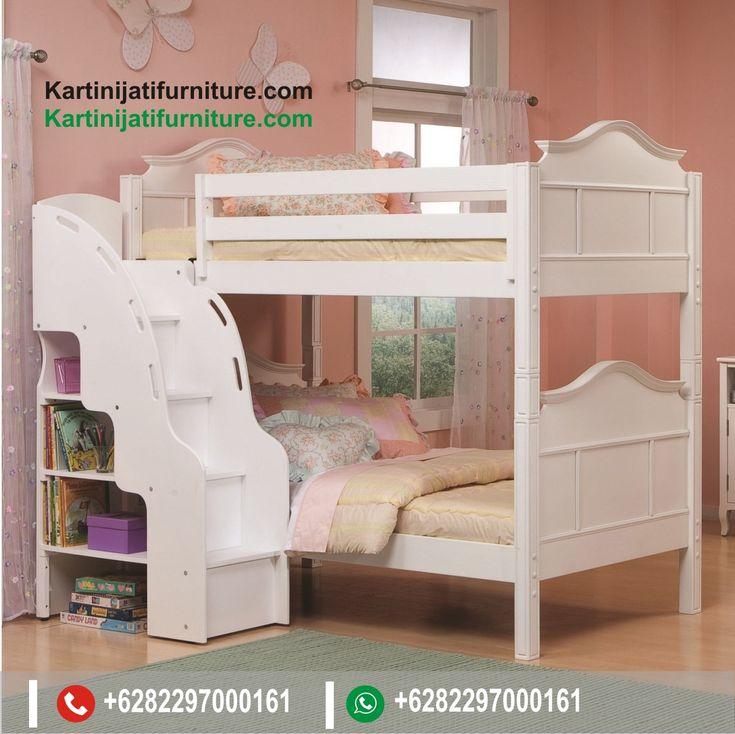 Tempat tidur tingkat anak lucu, Tempat tidur tingkat anak lucu, memang produk yang didesain dengan keunggulan desain minimalis, yang sangat cantik sekal.i dan dilengkapi berbagai macam item, yang siap memanjakan anak Anda. Mulai dari tangga, yang kami desain dengan sangat nyaman. Sehingga aman bagi anak Anda. Dan tempat tidur bertingkat, dengan ketinggian yang sudah kita …