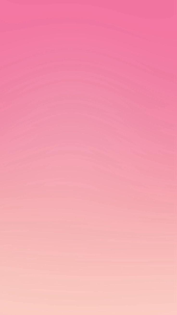 Pink Yellow Gradation Blur iPhone 6 wallpaper | Papel de ...