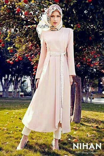 Nihan . pretty muslimah wear
