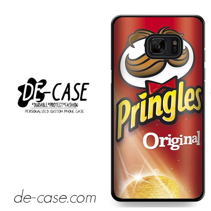 Pringles Potato Original DEAL-8946 Samsung Phonecase Cover For Samsung Galaxy Note 7