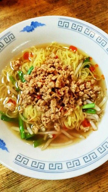 クンくんの台湾ラーメン by クンくんキッチン [クックパッド] 簡単おいしいみんなのレシピが229万品