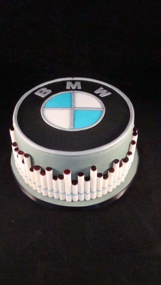 Cigarette Cake Images