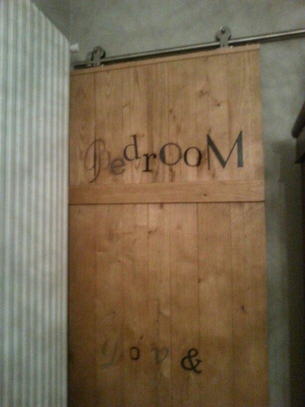 17 migliori idee su porte del bagno scorrevoli su - Sale da bagno fai da te ...