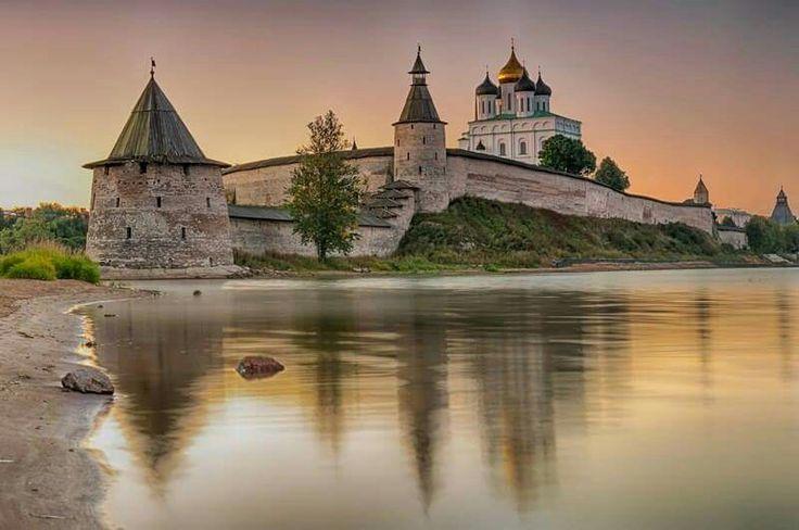 #Russia Pskov Kremlin