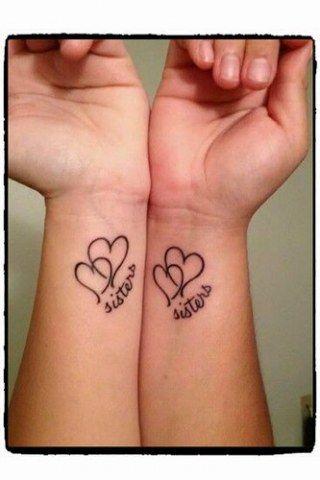 Geschwister Tattoo