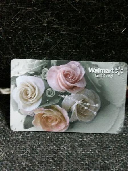 *****$50 WALMART GIFT CARD***