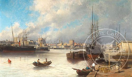Early Melbourne Paintings