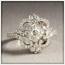 vintage rings - Google Search