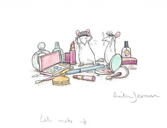 Children's Book Illustration *Anita Jeram*