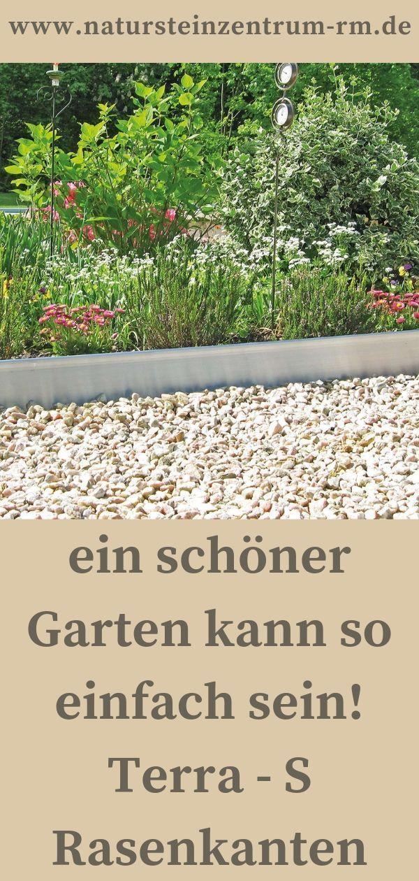 Deko Rasenkanten Von Terra S Naturstein Center Rhein Main Dekorati Dekoration Center Dekorasenkanten Rasenkanten Garten Rasenkantensteine
