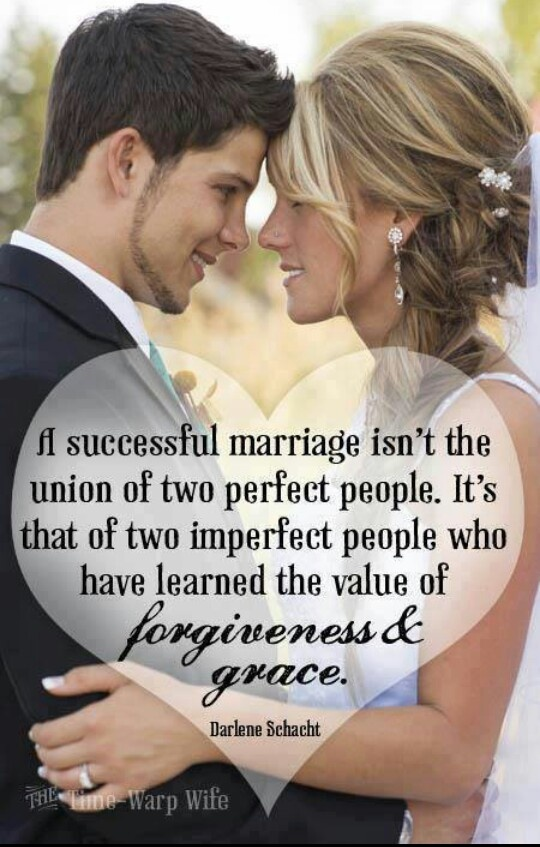 How to have a successful marriage