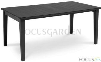 Stół ogrodowy FUTURA Anthracite