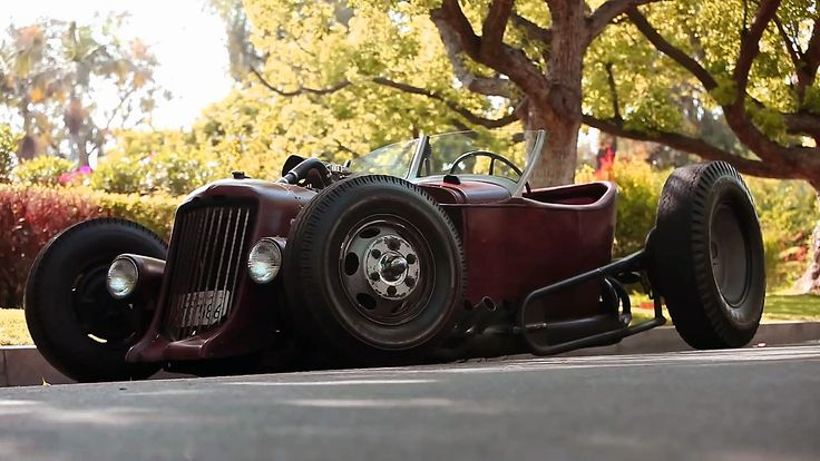 1931 Ford Rat-Rod is more cool than the Bugatti Veyron