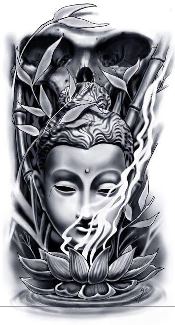 50 brilliant Buddha tattoos and ideas with meaning   – Buddha tattoos